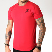 /achat-t-shirts-longs-oversize/final-club-tee-shirt-oversize-premium-fit-avec-broderie-222-rouge-180276.html