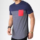 /achat-t-shirts-longs-oversize/jack-and-jones-tee-shirt-poche-oversize-sect-bleu-marine-180147.html