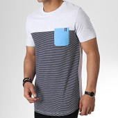 /achat-t-shirts-longs-oversize/jack-and-jones-tee-shirt-poche-oversize-sect-gris-clair-chine-bleu-marine-180149.html