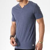 /achat-t-shirts/jack-and-jones-tee-shirt-col-tunisien-benjamin-bleu-marine-chine-180196.html