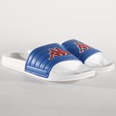 /achat-claquettes-sandales/kappa-claquettes-matese-304nc40-blanc-bleu-ciel-180182.html