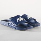 /achat-claquettes-sandales/kappa-claquettes-matese-304nc40-bleu-marine-180188.html