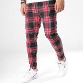 /achat-pantalons-carreaux/mtx-pantalon-a-carreaux-tm0126-noir-rouge-180106.html