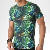 /achat-t-shirts/mtx-tee-shirt-tm0099-vert-floral-180121.html