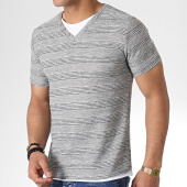 /achat-t-shirts/mtx-tee-shirt-tm0120-gris-chine-blanc-180210.html