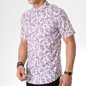 /achat-chemises-manches-courtes/only-and-sons-chemise-manches-courtes-soby-ss-aop-blanc-rouge-floral-180128.html