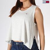 /achat-debardeurs/tommy-hilfiger-jeans-debardeur-crop-femme-summer-side-detail-6692-gris-180088.html