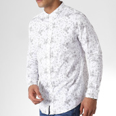 /achat-chemises-manches-longues/american-people-chemise-manches-longues-suede-blanc-floral-180321.html