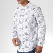 /achat-chemises-manches-longues/american-people-chemise-manches-longues-suede-blanc-floral-180322.html