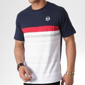 /achat-t-shirts/sergio-tacchini-tee-shirt-carver-38186-bleu-marine-blanc-180393.html