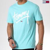/achat-t-shirts/tommy-hilfiger-jeans-tee-shirt-handwriting-6478-bleu-clair-180413.html