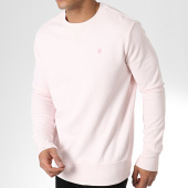 /achat-sweats-col-rond-crewneck/g-star-sweat-crewneck-core-d14152-9397-rose-180520.html