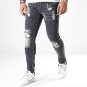 /achat-jeans/grj-denim-jean-slim-13671-noir-180474.html