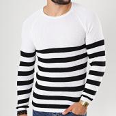 /achat-pulls/lbo-pull-avec-rayures-mariniere-jum-03-blanc-180509.html
