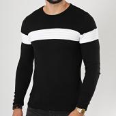 /achat-pulls/lbo-pull-avec-bande-blanche-jum-05-noir-180511.html