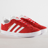 /achat-baskets-basses/adidas-baskets-femme-gazelle-by9543-scarlet-footwear-white-gold-metallic-180543.html