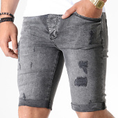 /achat-shorts-jean/black-needle-short-jean-slim-1065-gris-180569.html