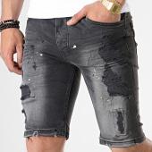 /achat-shorts-jean/classic-series-short-jean-slim-1098-noir-180599.html