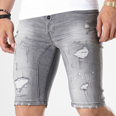 /achat-shorts-jean/classic-series-short-jean-slim-2019-gris-180603.html