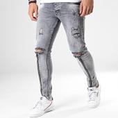 /achat-shorts-jean/classic-series-jean-slim-bn-1059-gris-180611.html
