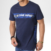 /achat-t-shirts/g-star-tee-shirt-graphic-7-d12868-336-bleu-marine-camouflage-180570.html
