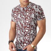 /achat-t-shirts/john-h-tee-shirt-serpent-19896-rouge-blanc-180618.html