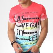 /achat-t-shirts/john-h-tee-shirt-1993-blanc-rouge-bleu-180648.html