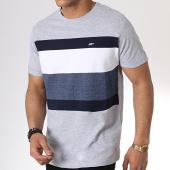 /achat-t-shirts/mz72-tee-shirt-troupe-gris-chine-blanc-bleu-marine-180548.html