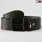 /achat-ceintures/tommy-hilfiger-jeans-ceinture-flag-4940-noir-180824.html