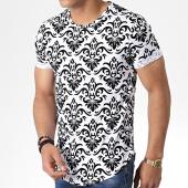 /achat-t-shirts-longs-oversize/frilivin-tee-shirt-oversize-7241-blanc-noir-180666.html