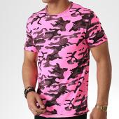 /achat-t-shirts/frilivin-tee-shirt-91494-rose-camouflage-180686.html