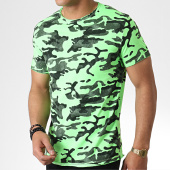 /achat-t-shirts/frilivin-tee-shirt-91494-vert-fluo-camouflage-180689.html