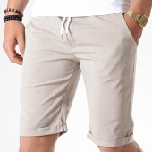 /achat-shorts-jogging/frilivin-short-a-carreaux-91495-beige-180718.html