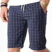 /achat-shorts-jogging/frilivin-short-a-carreaux-91495-bleu-marine-180719.html