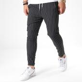 /achat-pantalons-carreaux/frilivin-pantalon-91498-noir-180720.html