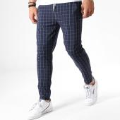 /achat-pantalons-carreaux/frilivin-pantalon-a-carreaux-91496-bleu-marine-180723.html
