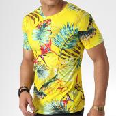 /achat-t-shirts/frilivin-tee-shirt-2893-jaune-floral-180734.html