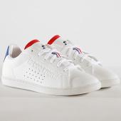 /achat-baskets-basses/le-coq-sportif-baskets-femme-courtset-gs-sport-1910310-optical-white-cobalt-180764.html