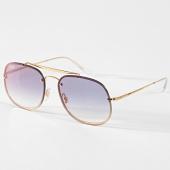 /achat-lunettes-de-soleil/ray-ban-lunettes-de-soleil-blaze-general-3583-dore-violet-180769.html