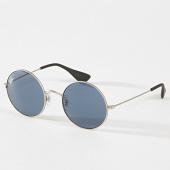 /achat-lunettes-de-soleil/ray-ban-lunettes-de-soleil-ja-jo-3592-argente-bleu-marine-180780.html
