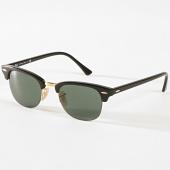 /achat-lunettes-de-soleil/ray-ban-lunettes-de-soleil-clubmaster-rb4354-noir-180809.html