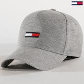 /achat-casquettes-de-baseball/tommy-hilfiger-jeans-casquette-flag-cap-4967-gris-chine-180794.html