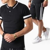 /achat-ensembles-survetement/aarhon-ensemble-polo-manches-courtes-et-short-jogging-aj208-noir-blanc-180870.html