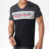 /achat-t-shirts/geographical-norway-tee-shirt-col-v-jice-noir-gris-180879.html