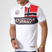 /achat-polos-manches-courtes/geographical-norway-polo-manches-courtes-koala-blanc-180890.html