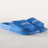 /achat-claquettes-sandales/jack-and-jones-claquettes-larry-bleu-roi-180862.html