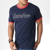 /achat-t-shirts/jack-and-jones-tee-shirt-retro-bleu-marine-180894.html