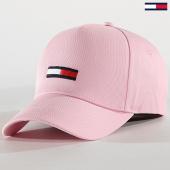 https://www.laboutiqueofficielle.com/achat-casquettes-de-baseball/casquette-femme-flag-6885-rose-180829.html