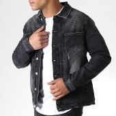 /achat-vestes-jean/classic-series-veste-jean-1147-noir-181114.html