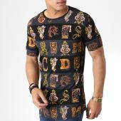 /achat-t-shirts-longs-oversize/ikao-tee-shirt-oversize-f528-noir-181082.html